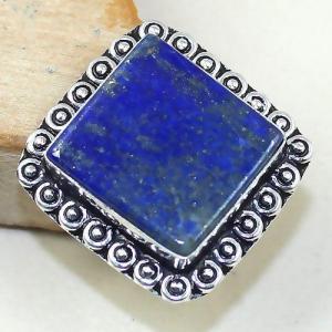 Lpc 164b bague t59 lapis lazuli bijou ethnique afghanistan afghan argent 925 achat vente