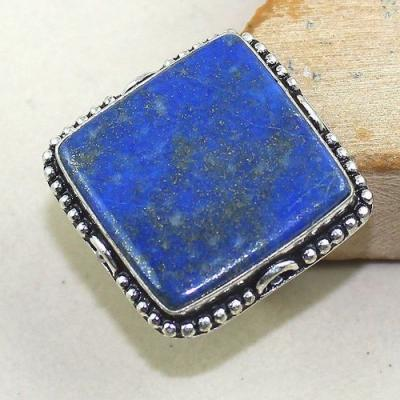 Lpc 165a bague t58 lapis lazuli bijou ethnique afghanistan afghan argent 925 achat vente