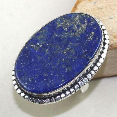 Lpc 170a bague t56 lapis lazuli bijou ethnique afghanistan afghan argent 925 achat vente