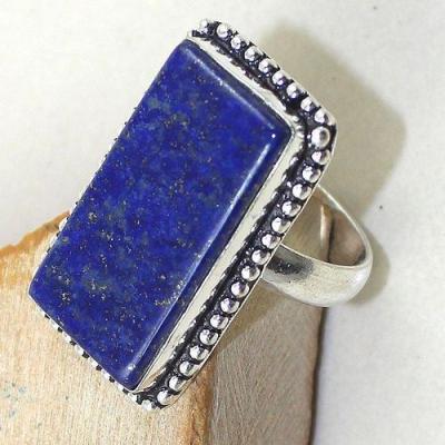 Lpc 171c bague t63 lapis lazuli bijou ethnique afghanistan afghan argent 925 achat vente 1