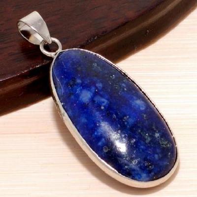 Lpc 335a pendentif pendant lapis lazuli achat vente bijou ethnique egyptien afghan argent 925