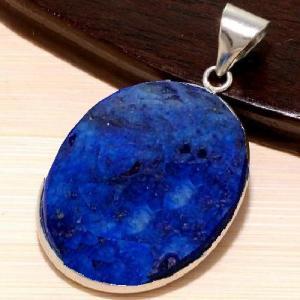 Lpc 340b pendentif lapis lazuli achat vente bijou ethnique egyptien afghan argent 925