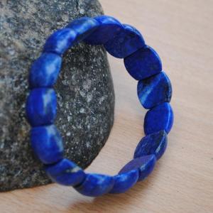 Lpc 343b bracelet tatoo articule lapis lazuli achat vente bijou ethnique egyptien afghan argent 925 jpg
