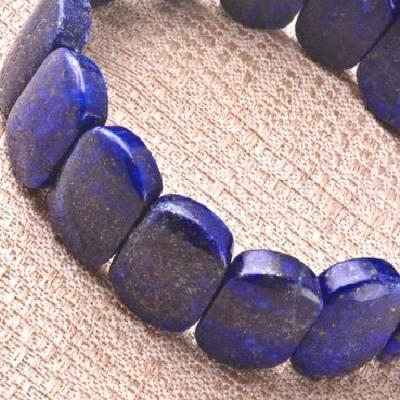 Lpc 346c bracelet tatoo articule lapis lazuli achat vente bijou ethnique egyptien afghan argent 925