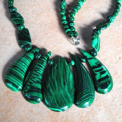 Mal 145b collier parure malachite achat vente bijou argent 925 jpg5
