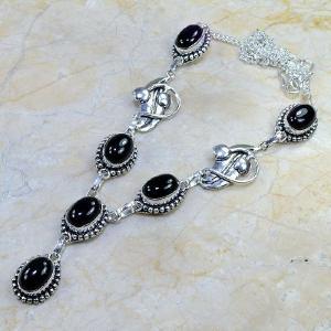 On 0291d collier sautoir onyx noir parure bijou 1900 art deco achat vente