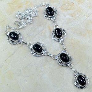 On 0313d collier sautoir onyx noir parure bijou 1900 art deco achat vente