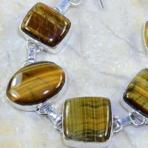 Ot 7804b bracelet oeil de tigre achat vente bijou argent 925