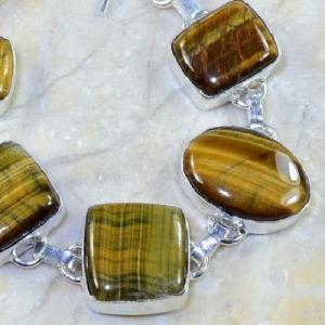 Ot 7804c bracelet oeil de tigre achat vente bijou argent 925