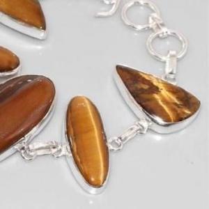 Ot 7812c bracelet oeil de tigre achat vente bijoux argent 925