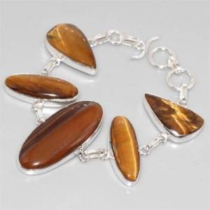 Ot 7812d bracelet oeil de tigre achat vente bijoux argent 925