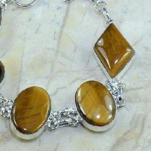 Ot 7814b bracelet oeil de tigre achat vente bijoux argent 925