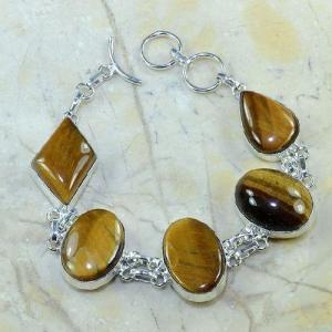 Ot 7814d bracelet oeil de tigre achat vente bijoux argent 925