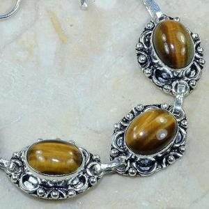 Ot 7817b bracelet oeil de tigre achat vente bijoux argent 925