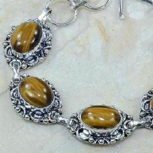Ot 7817c bracelet oeil de tigre achat vente bijoux argent 925