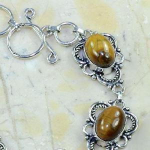 Ot 7820b bracelet oeil de tigre achat vente bijoux argent 925