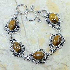 Ot 7820d bracelet oeil de tigre achat vente bijoux argent 925