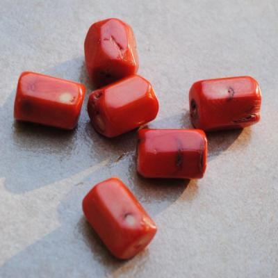 Pcr 033 perle corail rose orange achat vente bijou loisirs creatifs 1