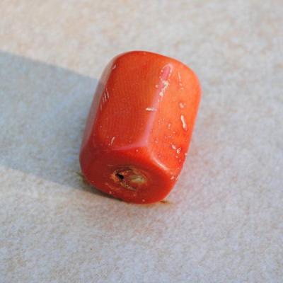 Pcr 039 perle corail rose orange achat vente bijou loisirs creatifs 1