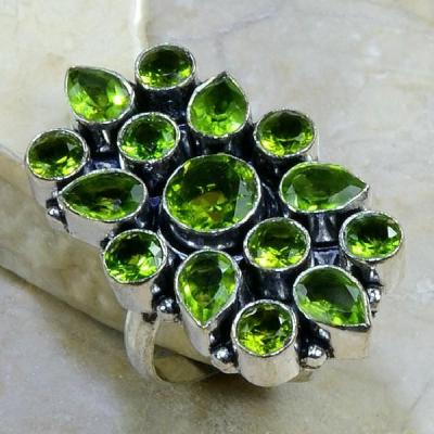 Per 085a bague t59 peridot argent 925 achat vente bijou
