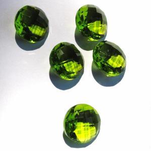 Per 160b peridot pierre precieuse taillee facettee achat vente joaillerie