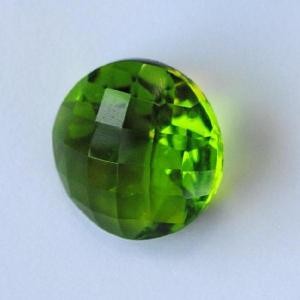 Per 160c peridot pierre precieuse taillee facettee achat vente joaillerie