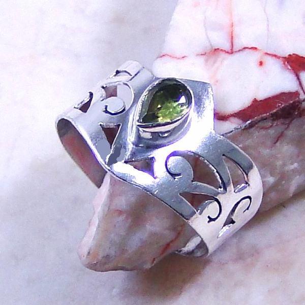 Per 163 bague quartz peridot achat vente