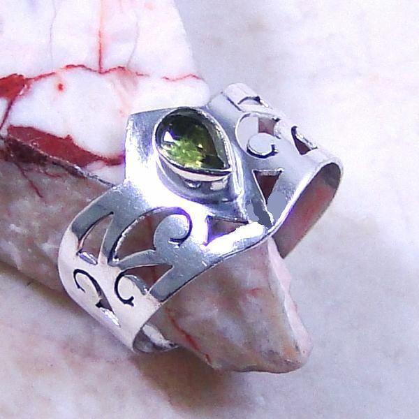 Per 163a bague quartz peridot achat vente 1