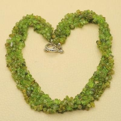 Per 211a collier parure sautoir peridot quartz argent 925 achat vente