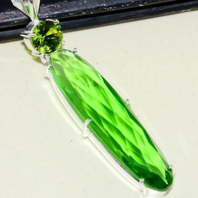 Per 503c pendentif pendants peridot gothique argent 925 achat vente bijou