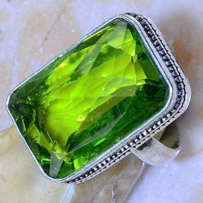 Per 537c bague t56 15x23 peridot gothique achat vente bijou argent 925