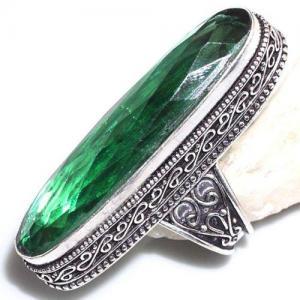 Per 551b bague t59 chevaliere 11x46mm peridot gothique achat vente bijou argent 925