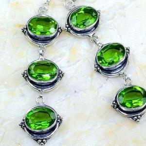 Per 580c boucles pendants oreilles peridot 10x15mm achat vente bijou argent 925