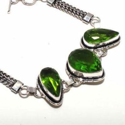 Per 669b bracelet peridot 20gr 22x15mm achat vente bijou ethnique argent 925