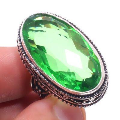 Per 702a bague chevaliere peridot t62 22gr 20x35mm achat vente bijou ethnique argent 925
