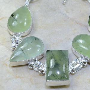 Prn 025b bracelet prehnite achat vente bijou argent 925