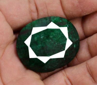 Pt 0007a emeraude verte inde pierre taillee facettee collection loisirs creatifs achat vente