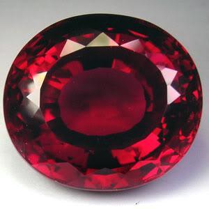 Pt 0065a rubis 45cts 22mm coeur de pigeon madagascar if achat vente pierres precieuses