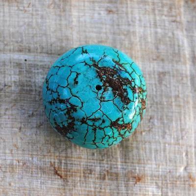 Ptq 008a perles turquoise 26x17mm achat vente loisirs creatifs