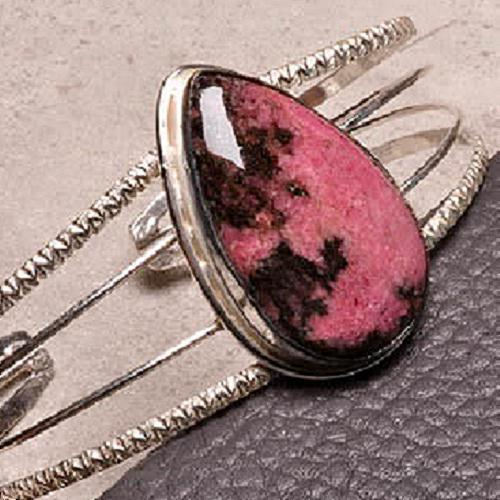 Rod 006c bracelet rhodonite achat vente bijou argent 925