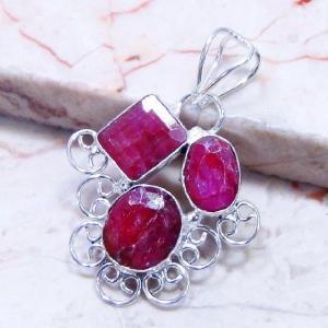 Ru 0105a bracelet rubis grenat argent 925 achat vente