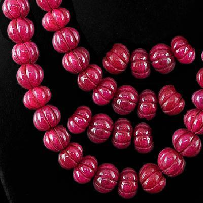 Rub 418a lot perles rubis lanternes loisirs creatifs achat vente creation bijou