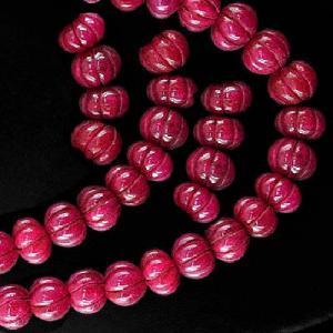 Rub 418b lot perles rubis lanternes loisirs creatifs achat vente creation bijou