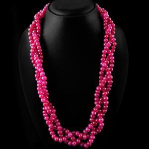 Rub 443a collier parure sautoir rubis cachemire achat vente bijoux argent ethniques