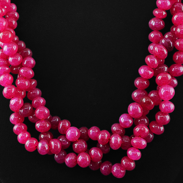 Rub 443b collier parure sautoir rubis cachemire achat vente bijoux argent ethniques
