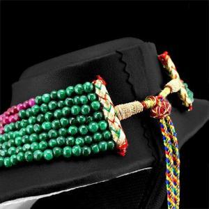 Rub 444c collier parure sautoir rubis emeraude cachemire achat vente bijoux argent ethniques