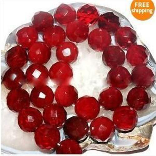 Rub 478a perles rubis 8mm loisirs creatifs pierres naturelles achat vente bijoux