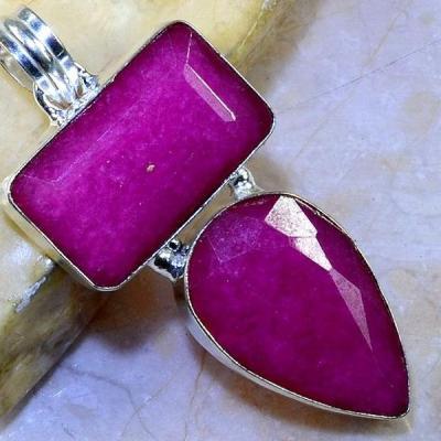 Rub 499c pendentif pendant rubis argent 925 achat vente bijoux