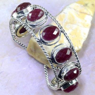 Rub 526a bracelet torque rubis medieval argent 925 achat vente bijoux 1900
