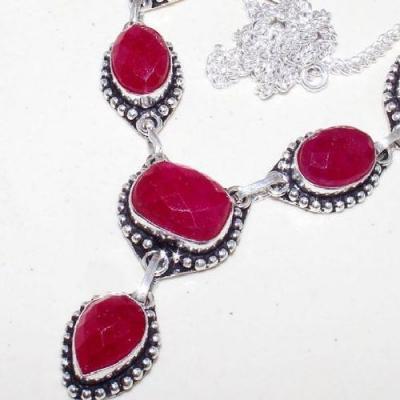 Rub 600b collier parure sautoir emeraude 10x15mm achat vente bijoux 1900 1 1